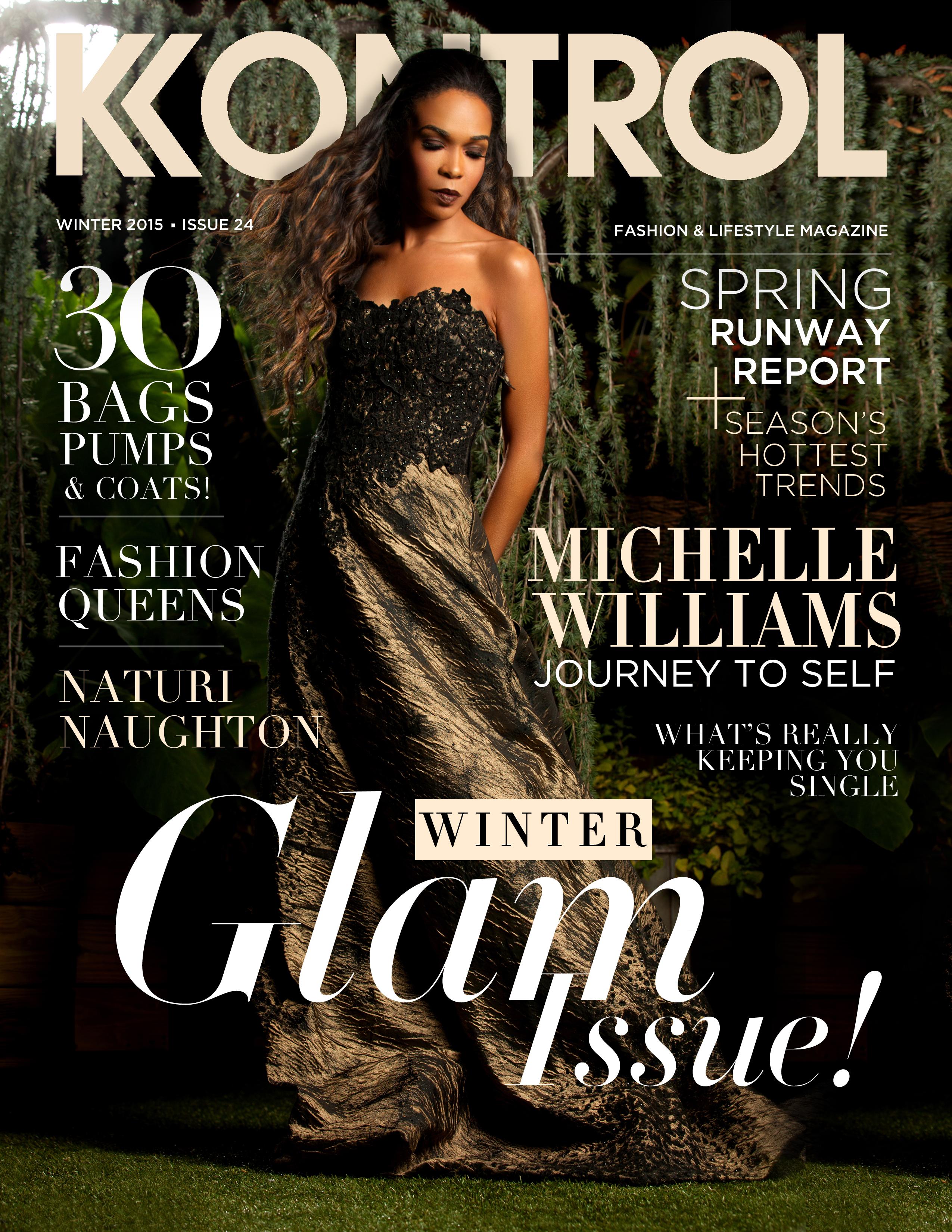 Michelle WIlliams Cover