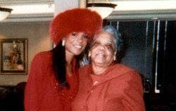 michelle and grandmother Freda Williams